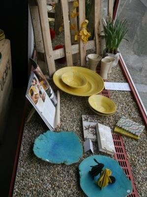 bindewerk und keramik von petra lindenbauer