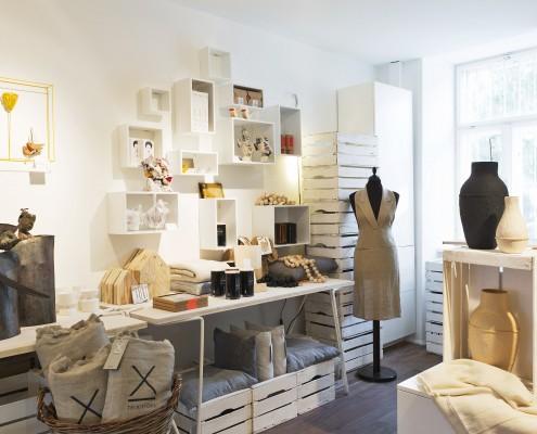 fuenf! concept store pressefoto