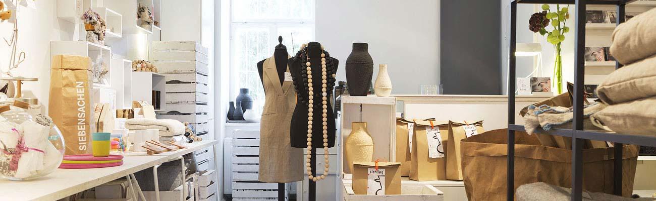 slow retail - fünf! concept store