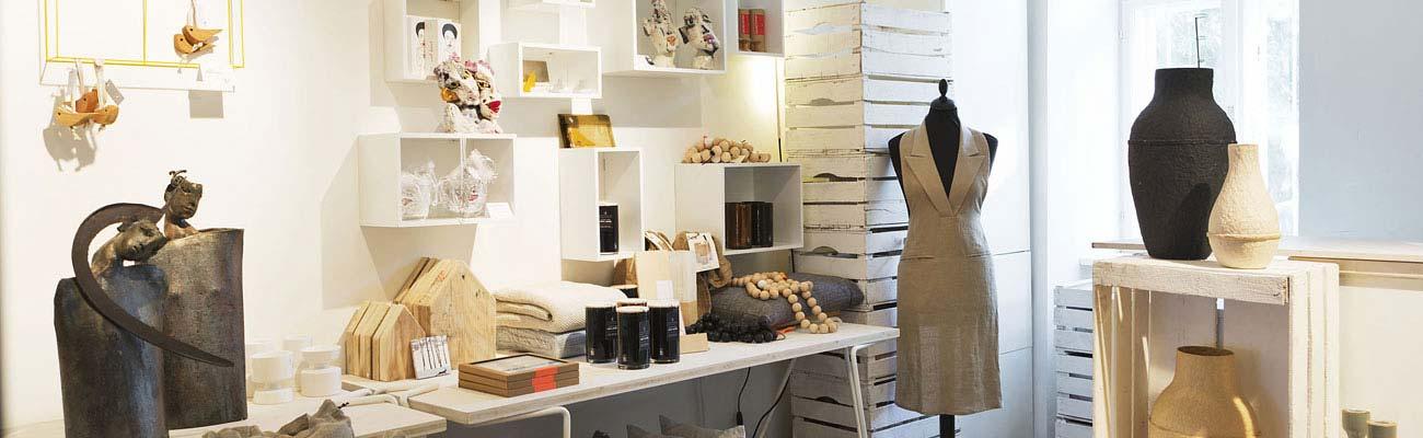 slow retail in fünf! concept store baden