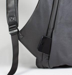 laptop rucksack - verborgene fächer
