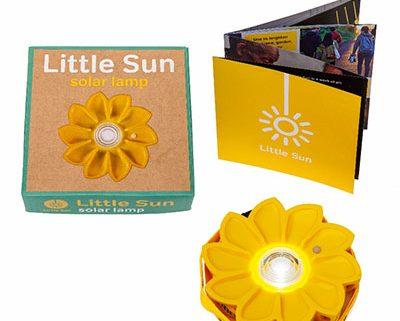 little sun solarlampe