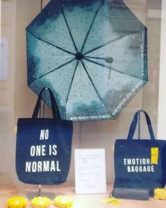 Regenschirm: the pessimist's umbrella - seneca - the school of life