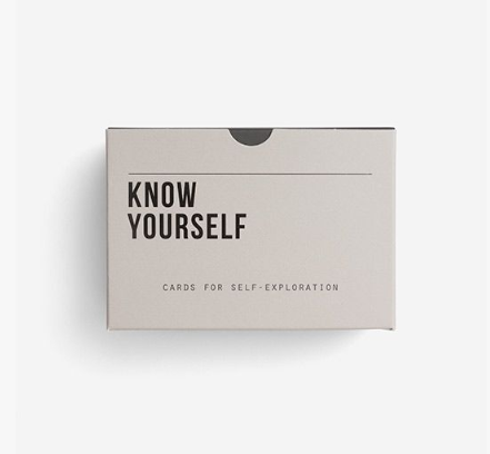 know yourself - cards for self-exploration