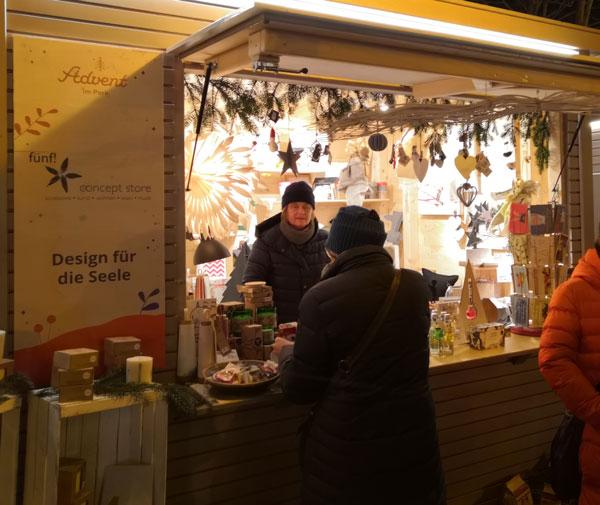 weihnachtsmarkt baden 2019 - advent im park