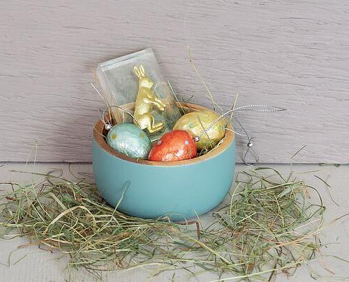 goldhase ostern
