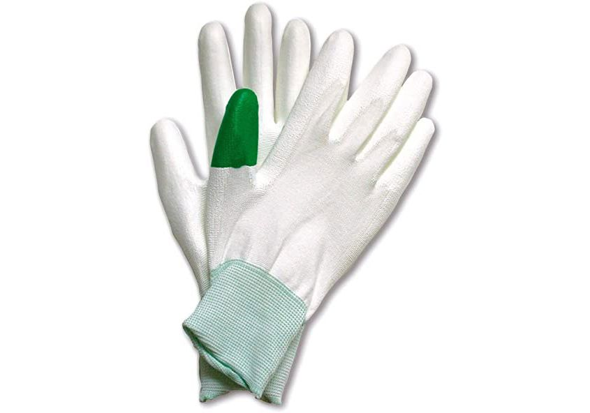gartenhandschuhe grüner daumen