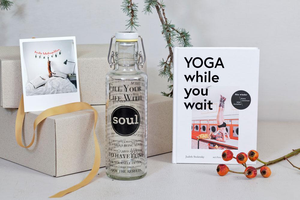 geschenk yoga