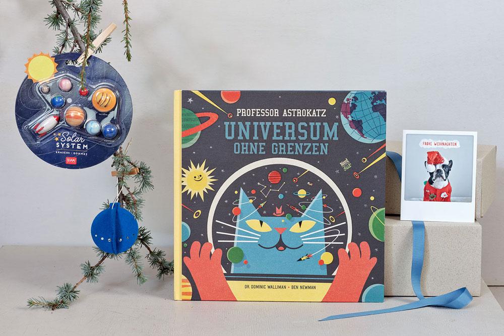 geschenkbox astrokatz