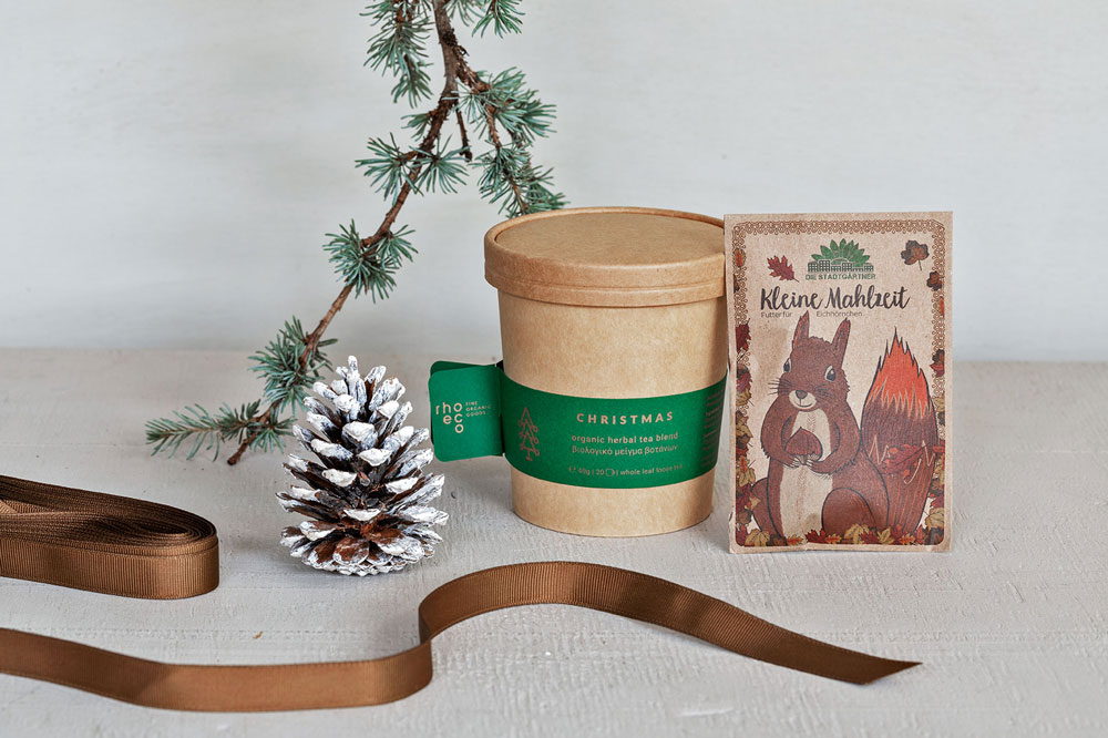weihnachtsgeschenk xmas-tee