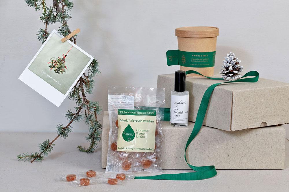 weihnachtsgeschenke klein & fein